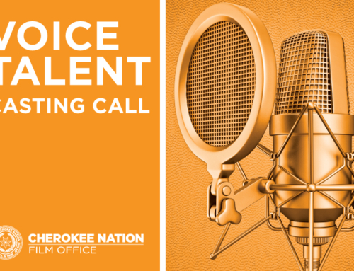 Radio Voice-Over Casting Call for Cherokee Nation Citizens