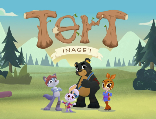 "Cherokee Language Cartoon ""Inage'i"" Set to Premiere Sept. 4, Among Other Films"