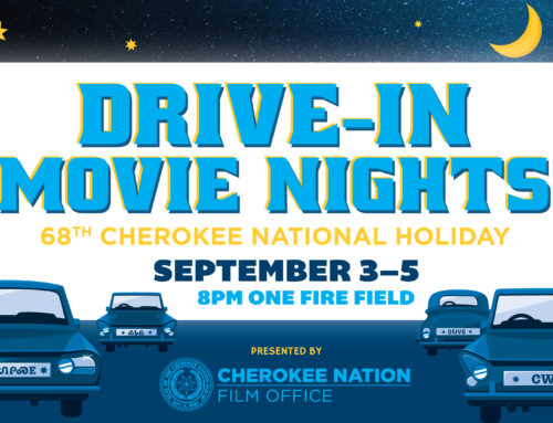 The CNFO Celebrates Cherokee National Holiday With Drive-In Movie Nights