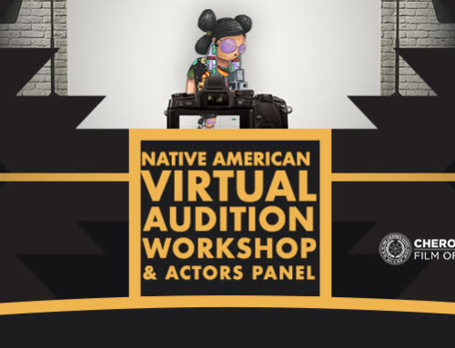 Native American Virtual Actors Panel & Audition Workshop – Sponsored by CNFO